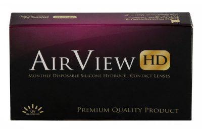 soczewki AirView Monthly