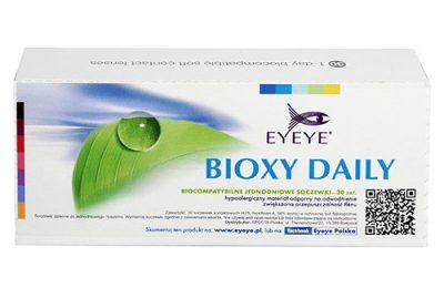 Soczewki Eyeye Bioxy
