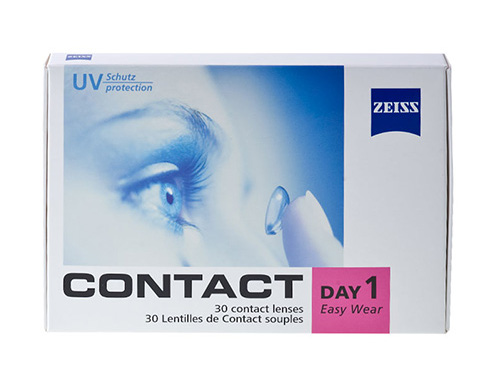 soczewki Zeiss Contact DAY1 Easy Wear