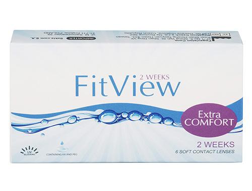 soczewki FitView 2 Weeks