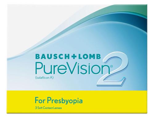 soczewki PureVision 2 HD for Presbyopia